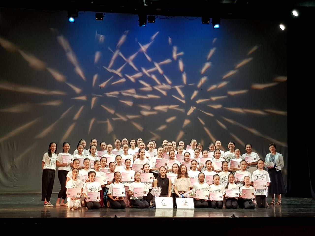 Intensive Dance Course 2018 – Gallery